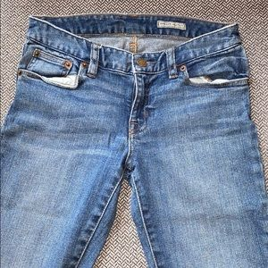 Ralph Lauren Bowery Skinny Jeans